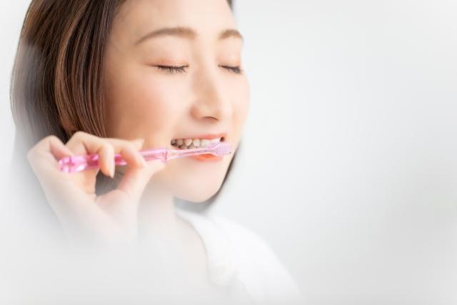 歯磨き 過食